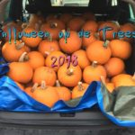 Halloween in de Trees